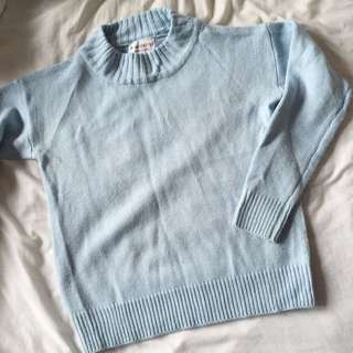 NEW Light blue jumper