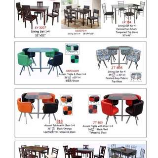 Dining table Set Office Furniture - Office partitions
