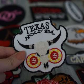 Texas Hold 'em Patch