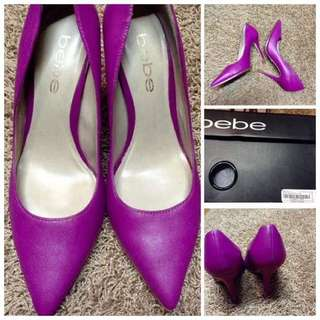 Authentic Bebe Shoes
