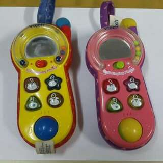 YEAR END SALE; Vtech : Soft Singing Phone