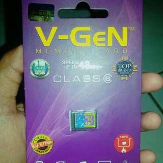 Titip Jual Micro Sd Vgen 4gb