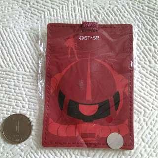 紅彗星證件套