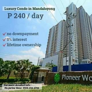 Luxury Condo In Mandaluyong