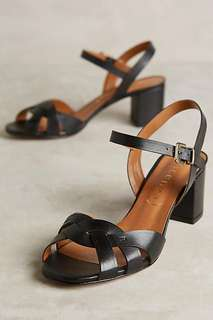 Vicenza Aitana Heels from Anthropologie