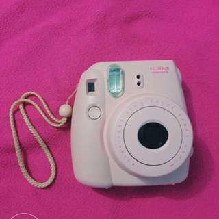 Instax Mini 8 with Free Leather Bag/Case