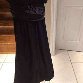 Black Dress. Size 12.