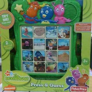 Fisher-price : Press & Guess