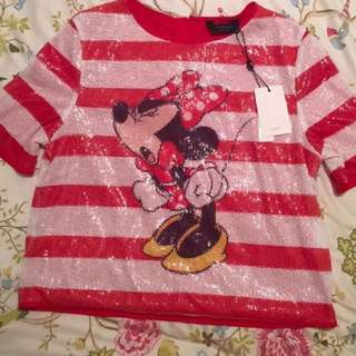 Eleven Paris Disney Top