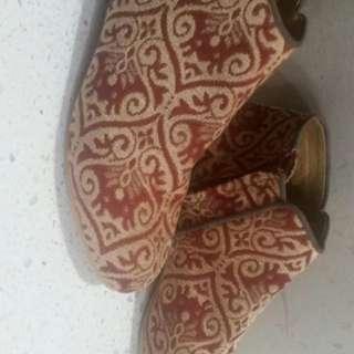 Boho Style boots/shoes