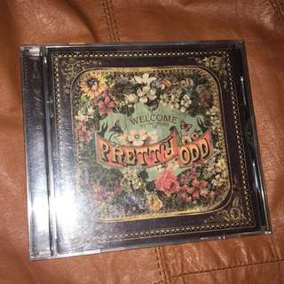 Pretty. Odd. - Panic! At The Disco CD