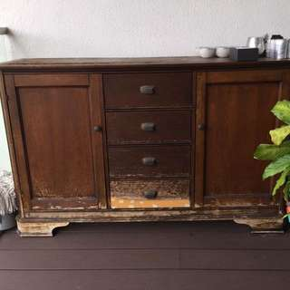Free Cabinet To Give Away