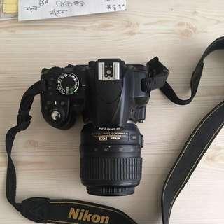 Nikon DX D3100