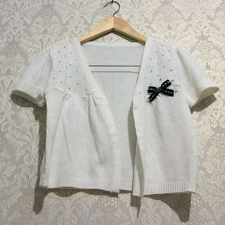 Outer Rajut - Bolero Cardigan Knit