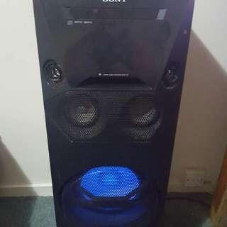 Sony Stereo 750w