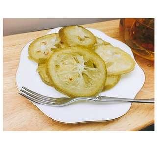 【真食本舖】檸檬果乾🍋