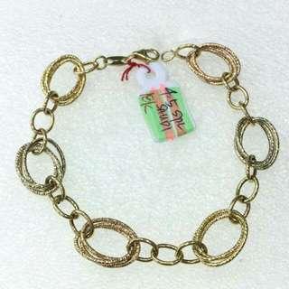 Gold Bracelet 18K SD