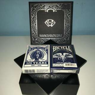 Very Limited Edition Bicycle Playing Cards