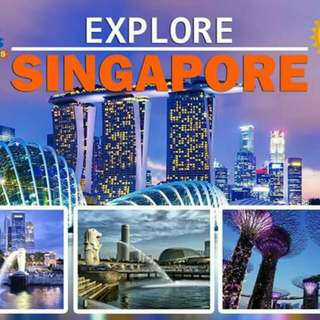 3D2N SINGAPORE ALL-IN PACKAGE