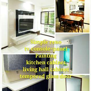 PNJ Home Reno N Repairs Provide Simple Reno That Suite Your Budget