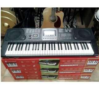 Techno 61 Key Digital Electronic Piano Keyboard ( T9700ig3 )