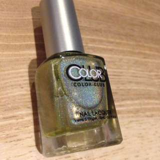Color Club Holographic Nail Polish