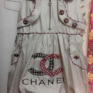 Dress Channel Anak