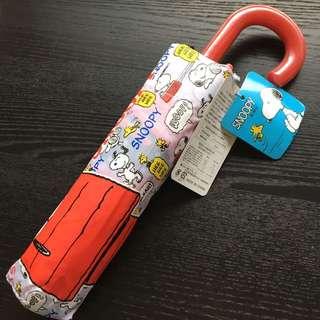 Snoopy折疊雨傘