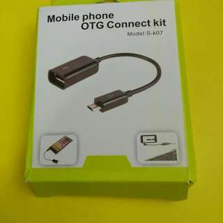 Android OTG Connector