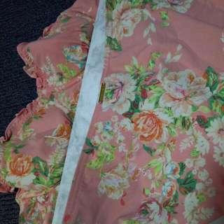 Sunseeker Floral Bikini Size 8