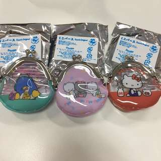 Sanrio Characters Mini Coin Purse