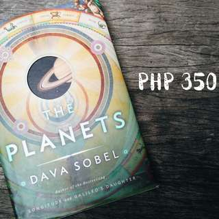 Planets by Dava Sobel