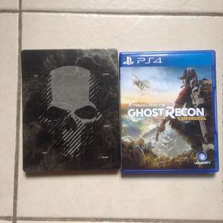 Tom clancy ghost recon wildlands (Ps4)