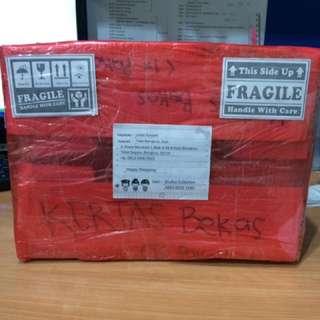 Pengiriman Paket