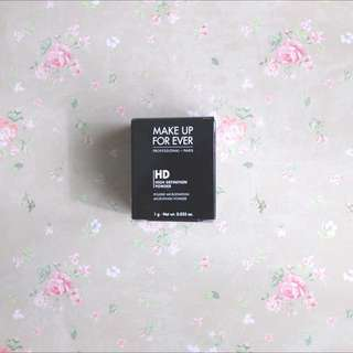 BN Make Up For Ever HD High Definition Pressed Powder