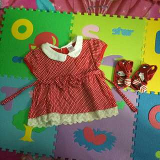 Dress & Baby Pre Walker