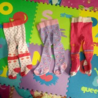 Legging Baby 3pcs