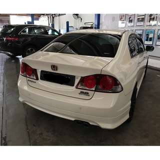 Honda Civic 2.0A for Rent