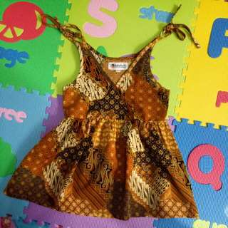 Batik Bayi By Batik Keris