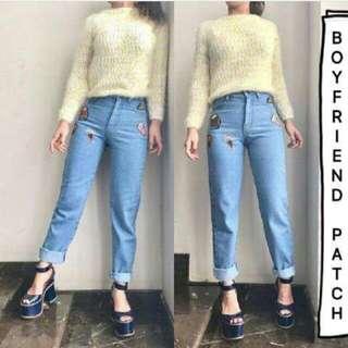 Jeans No Strech