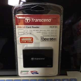 Transcend USB3.0Card Reader RDF8k