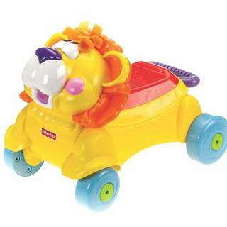 Fisher Price Stride-To-Ride Lion
