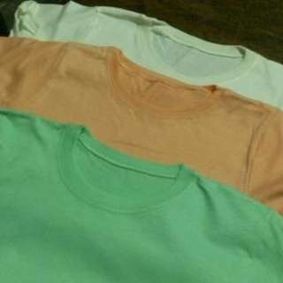 Girl Cotton T-shirt with Cuffs