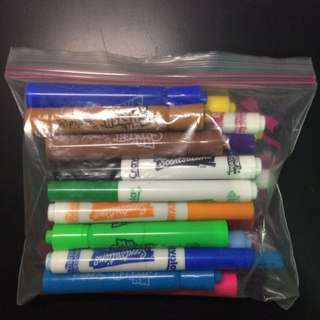 Scented Markers, Textas, Pens