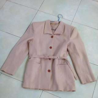 Jaket Coat Tebal