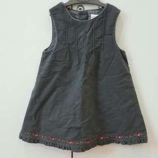 Gymboree Grey Dress