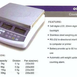 ASUKI Digital Counting Scale Accurate