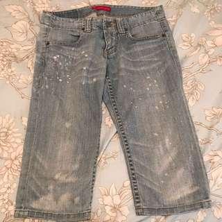 Blues Heroes Jeans