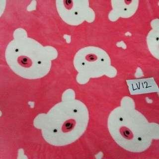 Lovely Design Fleece Blanket