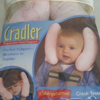 Cradley Adjustable Head Support